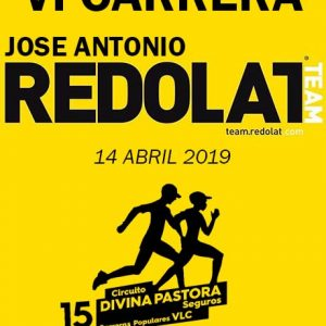 Carrera José Antonio Redolat 2019