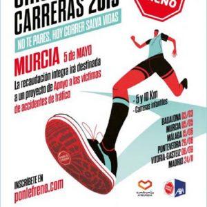 Carrera Ponle Freno Murcia 2019
