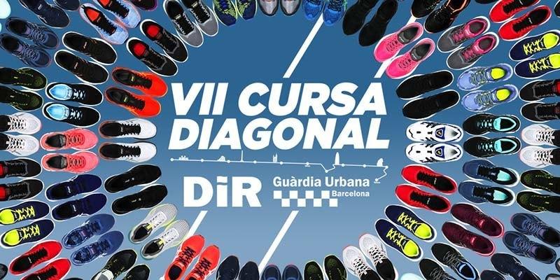 Cursa Diagonal Dir Guardia Urbana 2019