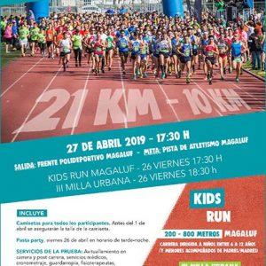 Media Maratón Magaluf 2019