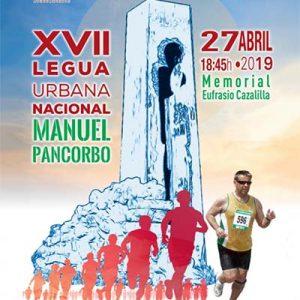 Legua Urbana Manuel Pancorbo