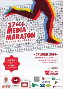 Media Maratón Ciudad de Granada 2019