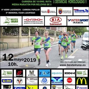 Media Maratón de Pamplona 2019