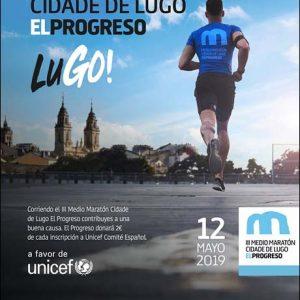 Medio Maratón de Lugo 2019