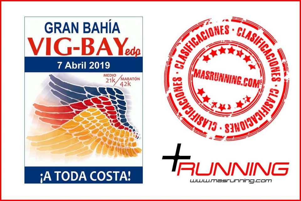 resultados Gran Bahía Vig Bay 2019