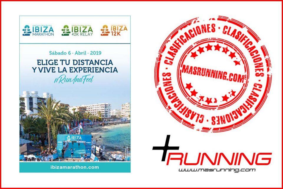 resultados Ibiza Marathon 2019
