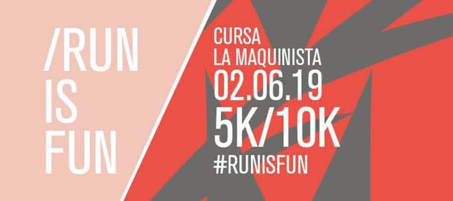 Cursa La Maquinista 2019