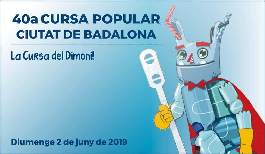 Cursa Popular Ciutat de Badalona 2019