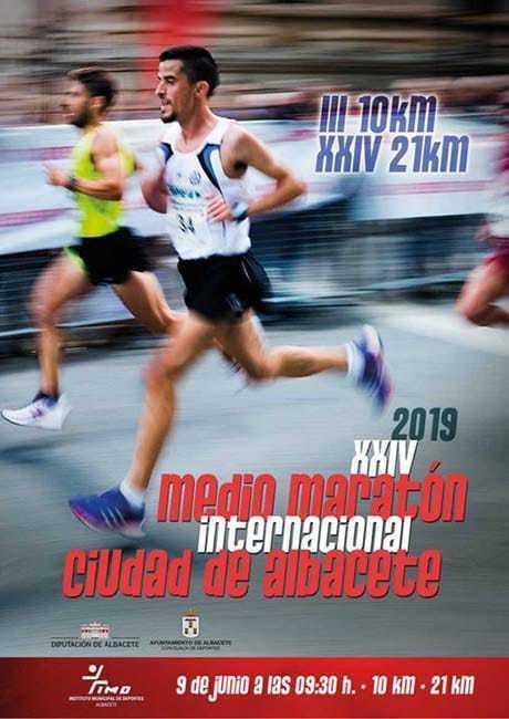 Medio Maraton Albacete 2019