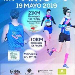 Medio Maraton Running Pinto 2019