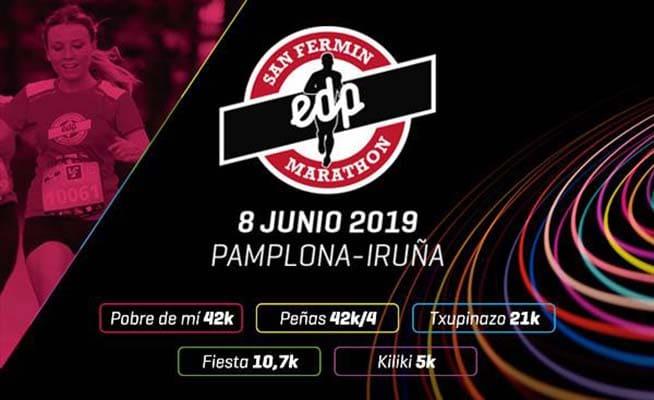 San Fermín Marathon 2019