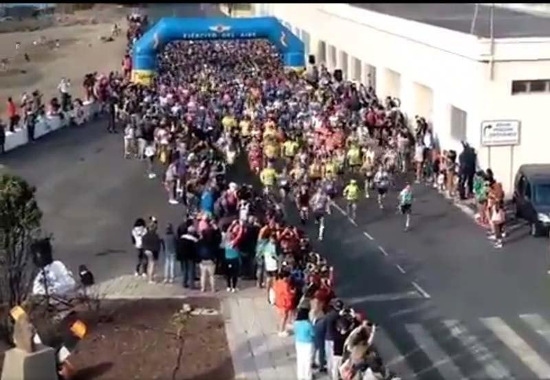 Media Maratón Macán 2019