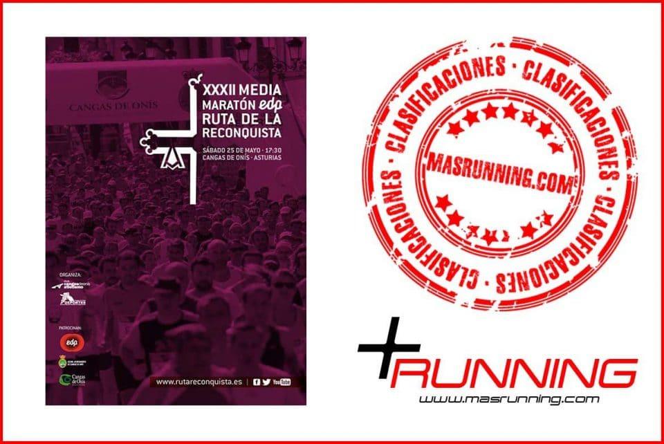 resultados media maraton ruta de la reconquista 2019