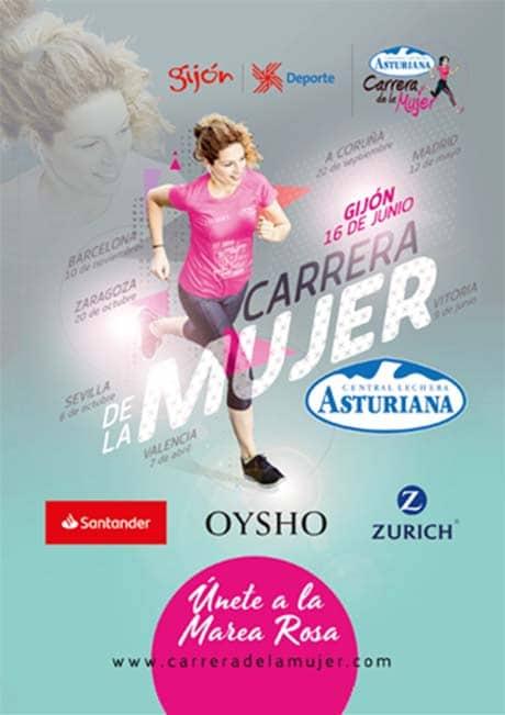 Carrera de la Mujer de Gijón 2019