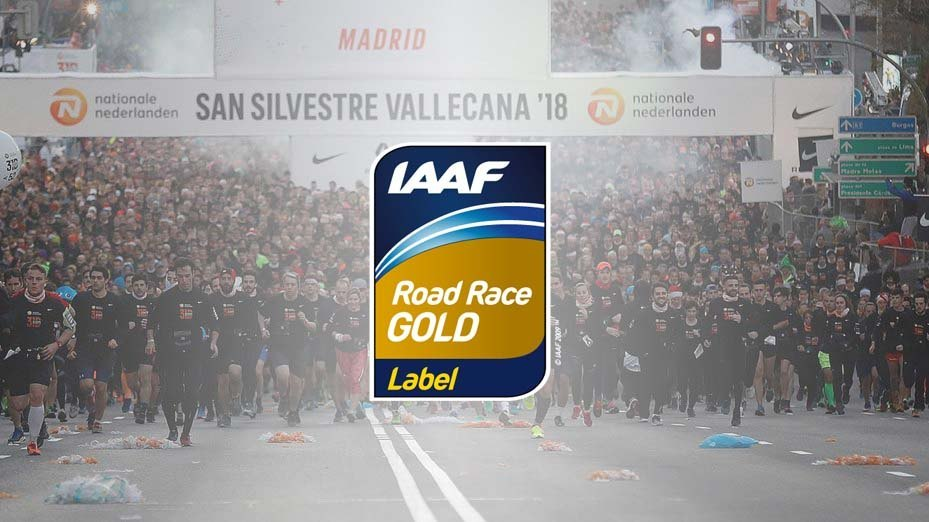 San Silvestre Vallecana IAAF Gold Label Road Race