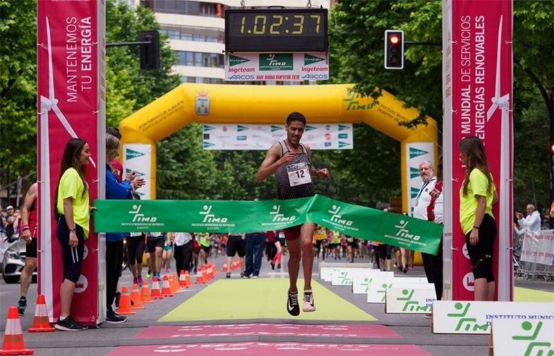 clasificacion media maraton albacete 2019