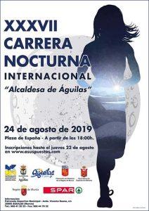 Carrera Nocturna Internacional Alcaldesa de Águilas 2019