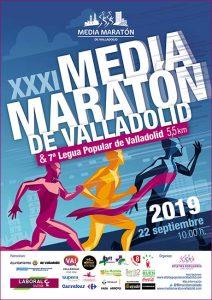 Media Maratón de Valladolid 2019