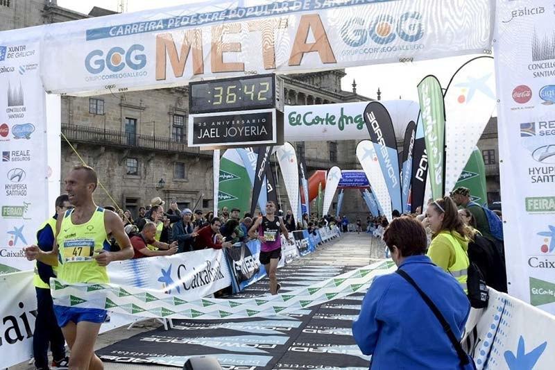 ganador carreira pedestre popular santiago 2019
