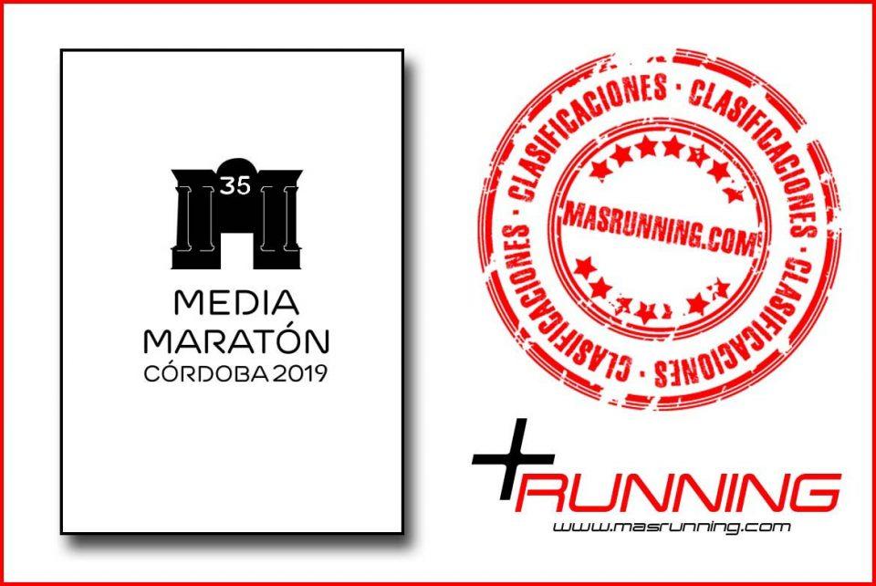 Resultados Media MaratÓn CÓrdoba 2019