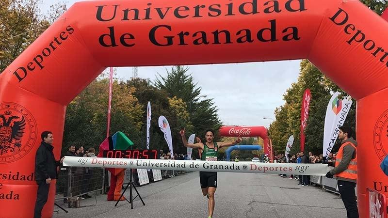 ganador carrera universidad ciudad de granada 2019