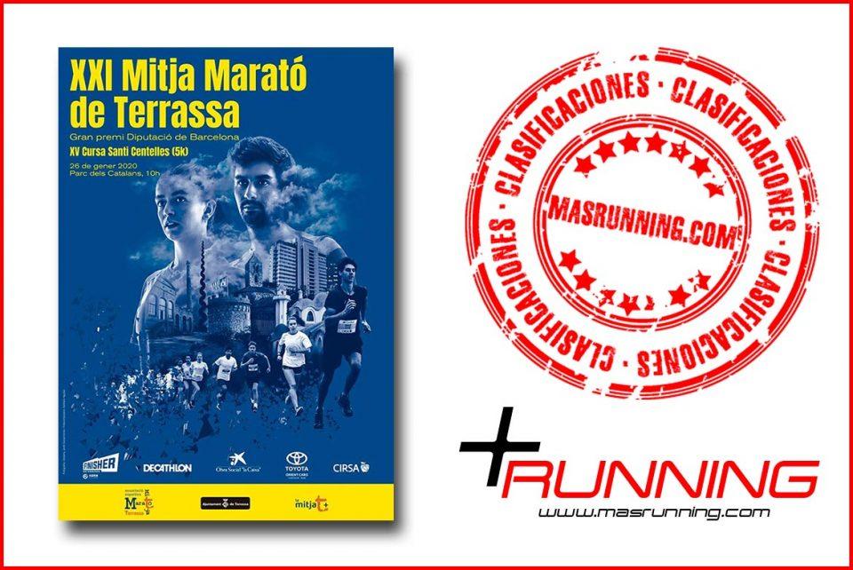 Resultados Mitja Marató de Terrassa 2020