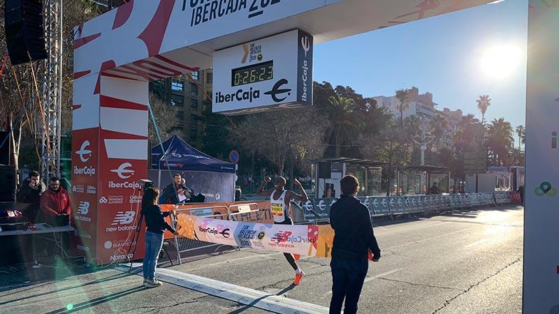 Clasifiación 10K Valencia Ibercaja 2020