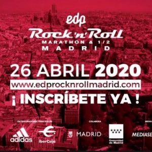 media maraton madrid 2020
